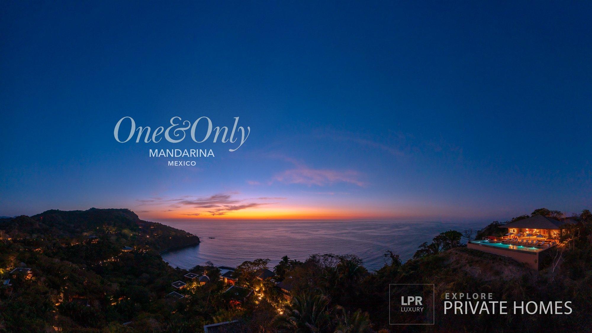 The Private Homes at One&Only Mandarina, Riviera Nayarit, Mexico