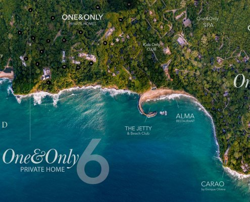 The Private Homes at One&Only Mandarina, Riviera Nayarit, Mexico - LPR Luxury resort real estate in Mexico.