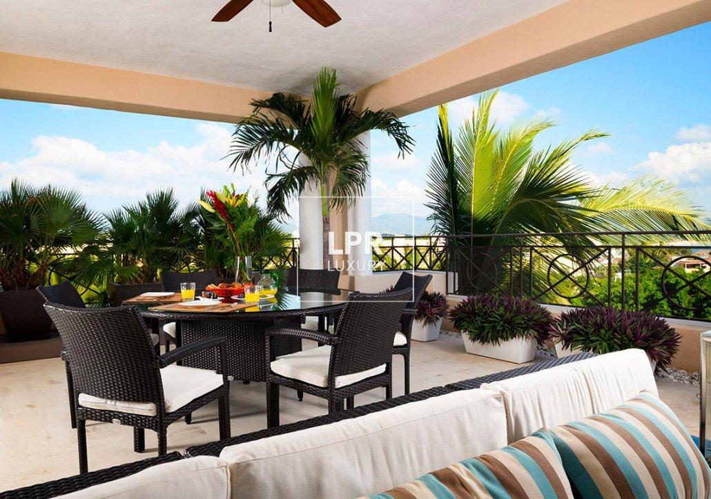 Hacienda de Mita 506 - Punta Mita Resort ocean view 3rd floor condo - Riviera Nayarit, Mexico