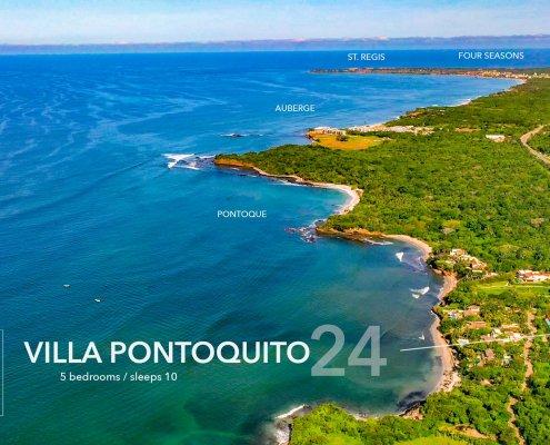 Villa Pontoquito 24 - Luxury vacation rental villa for sale - Punta de Mita real estate - Riviera Nayarit, Mexico